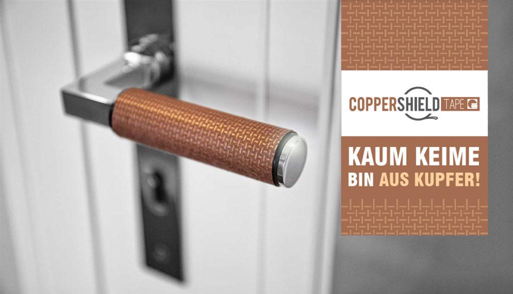 Coppershield-Tape Enno Roggemann